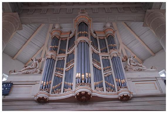 orgel koepelkerk