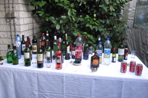 beverages (drank) 26-9-13