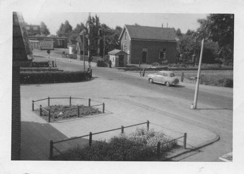 spoorweg Joncheerelaan 1959