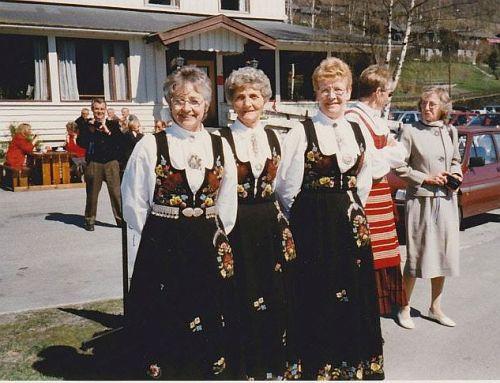 25 sept kleding Noorwegen