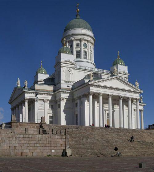 20 nov Architectuur Dom Helsinki