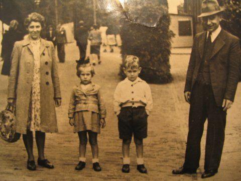 23 juli OUD Johan+Jenni uit met ouders